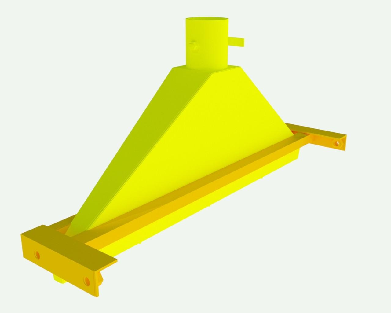 Воздушный аспирационный сканер для КФ-1,2,3