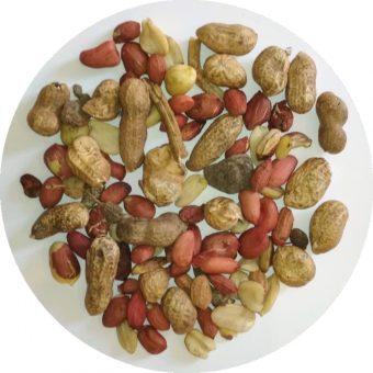 Легкая фракция арахиса сорт