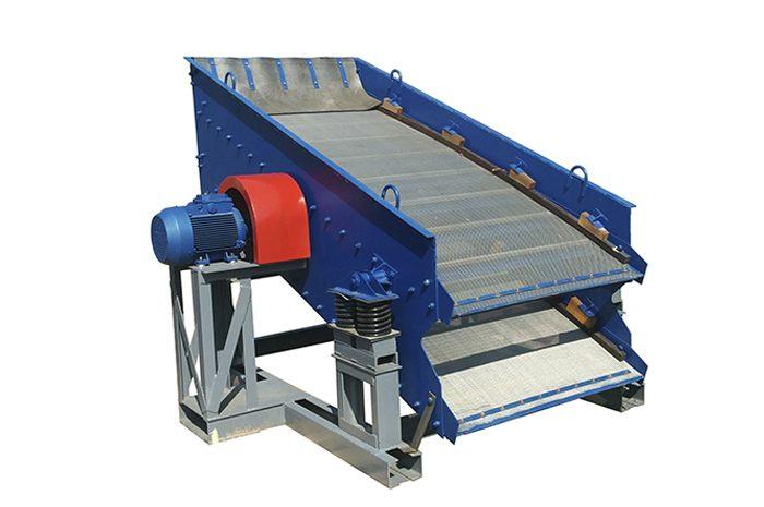 Оборудование для просеивания и калибровки