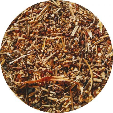 Рис. 4. Крупный сор